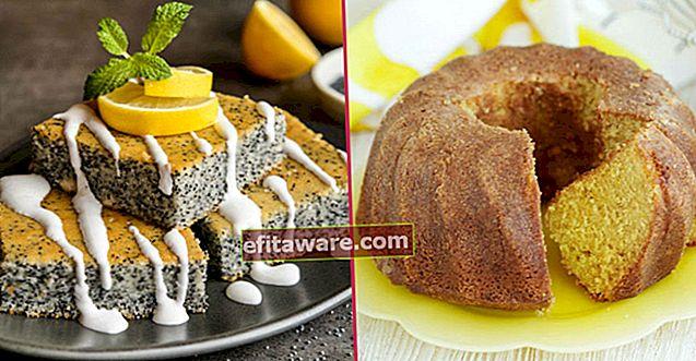 13 ricette di torta al limone che stupiranno tutti mentre la fragranza del profumo avvolge la casa