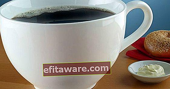 Willst du: Die größte Kaffeetasse der Welt für Montagmorgen