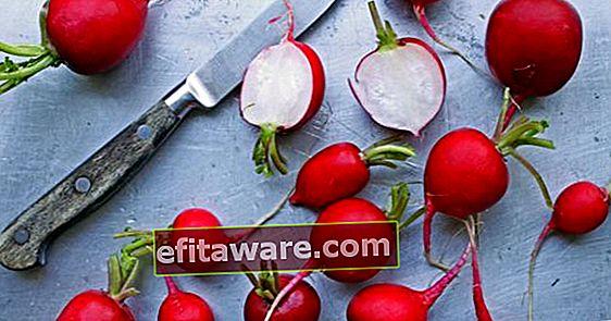 9 Vorteile von Rettich, den Sie wie Äpfel essen, bei der antibiotischen Wirkung auf den Körper