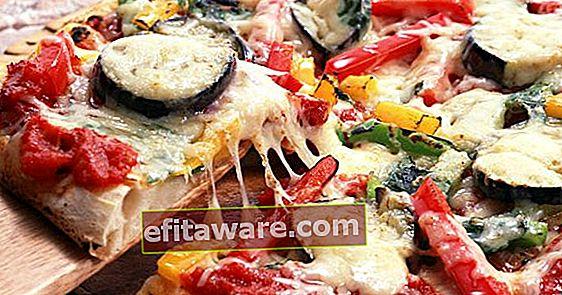 10 Suggerimenti per i dipendenti Maslak stanchi di mangiare insalata a pranzo