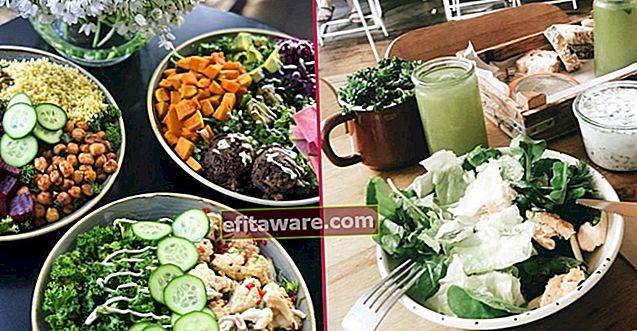"""Preferenze, non diete: 8 migliori posti """"leggeri"""" per mangiare insalata a Istanbul"""