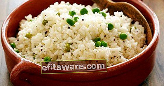 Punti molto importanti da considerare prima di riscaldarsi e mangiare il riso avanzato