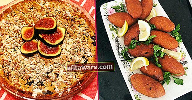 맛있는 요리를 우리와 공유 한 Hamarat Yemek.com의 15 명의 팔로워