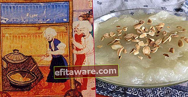 La deliziosa storia dell'halva insaponato mangiato con cucchiai e cucchiai nell'impero ottomano