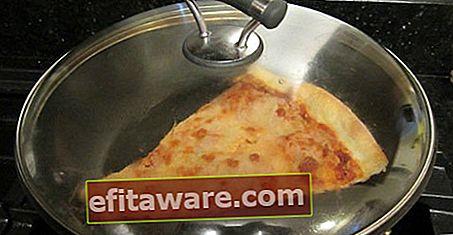 I 4 modi più deliziosi per riscaldare una pizza da sbornia fredda