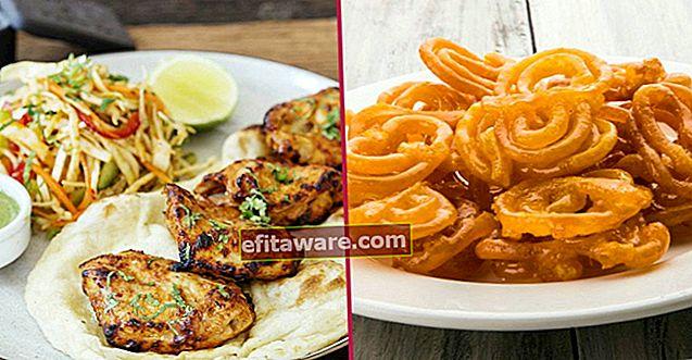 9 deliziose ricette indiane della cucina indiana che perfezioneranno il tuo gusto