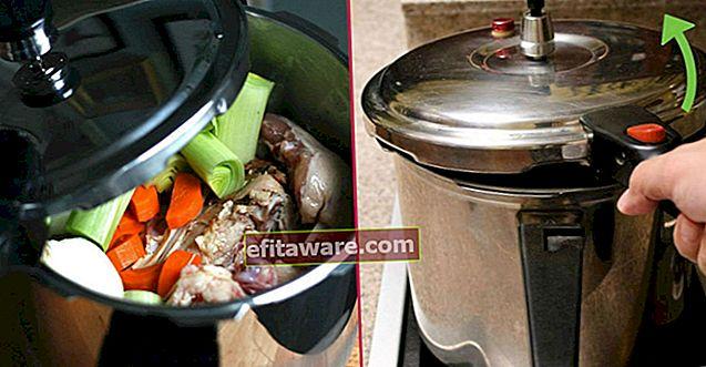 10 Tipps, die jeder mit einem Schnellkochtopf wissen sollte