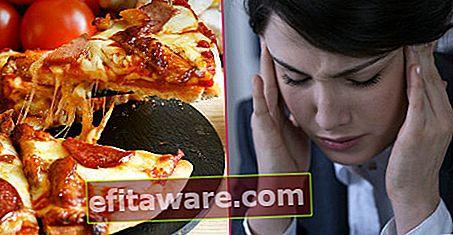9 Makanan Yang Sedihnya Harus Berhenti Makan bagi Penderita Migrain