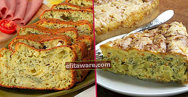 10 deliziose e abbondanti ricette di torte per la colazione per sostituire il pane al tavolo della colazione