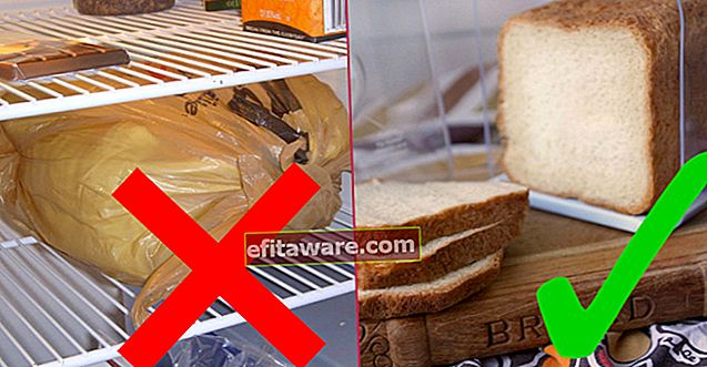 Warum sollten Sie Ihre Brote niemals kühlen?