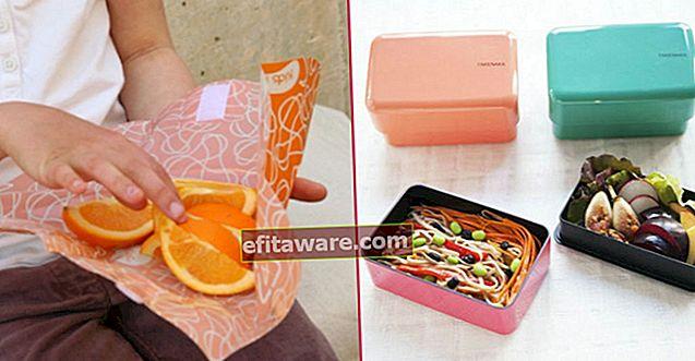 13 prodotti indispensabili per chi porta il cibo da casa al lavoro a scuola