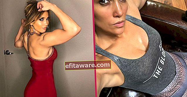 8 segreti che si chiedono di Jennifer Lopez, 49 anni, che ne mostra 29