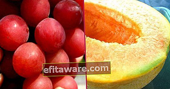 """I 9 frutti più costosi al mondo che ti fanno dire """"Non esiste una tale vitamina"""""""