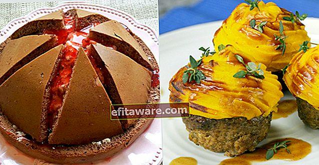 15 ricette a basso contenuto di ingredienti tanto pratiche quanto appariscenti da mostrare agli ospiti