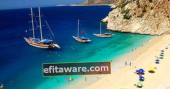 8 Pantai Derya Deniz Yang Harus Dikunjungi Di Turki