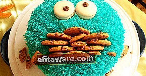 20 torte di design che non taglierai se hai una torta di compleanno