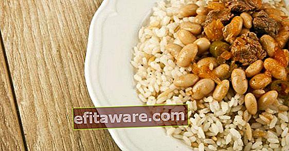 Yemeksepeti 기록 : 터키, 1 년 만에 15 만 접시의 마른 콩 먹기!