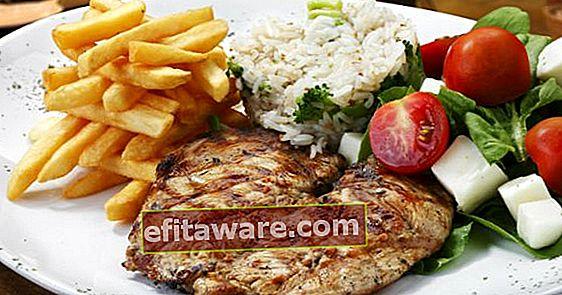 교수 Dr. 집 밖에서 건강한 식사를하는 방법 by Murat Baş
