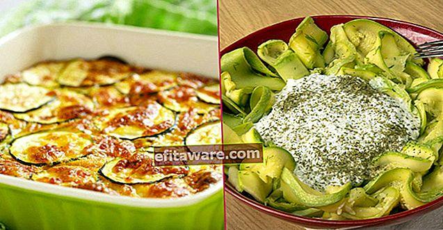 23 Resep Berbeda Yang Akan Membantu Anda Mengisi Meja Anda Dengan Zucchini, Sayuran Paling Favorit