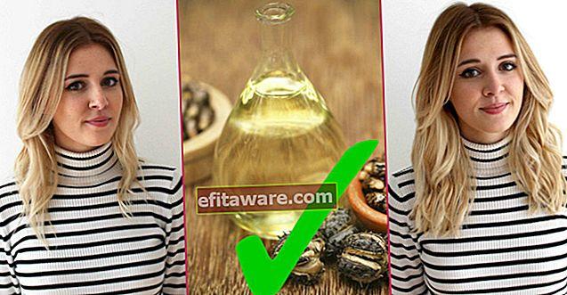 8 oli vegetali che vogliono che i tuoi capelli crescano rapidamente e diventino polverosi, anche più di te
