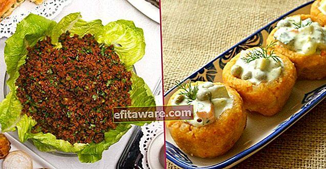 19 Resep Salad Lezat yang Dapat Anda Sajikan Pada Lima Teh atau Hari Emas