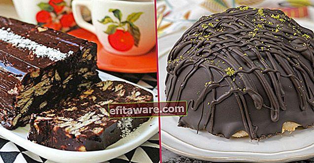 집에서 나이 케이크를 만드는 것이 실제로 어렵지 않다는 것을 증명하는 10 가지 푸딩 케이크 레시피
