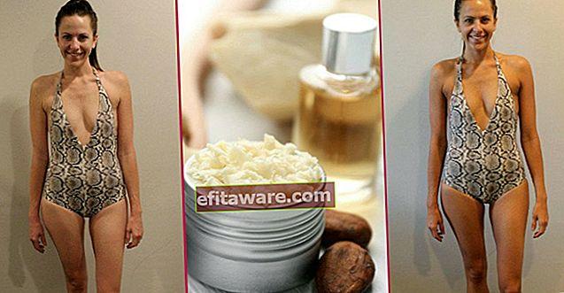 스트레치 마크에서 태닝까지, 그 효과로 놀라운 자연의 기적 : 코코아 버터