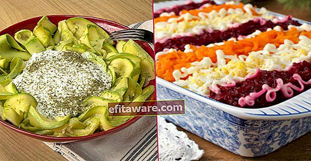 13 Resep Salad Yoghurt Dengan Yoghurt Di Dalam