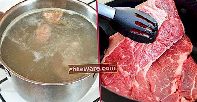 เคล็ดลับการทำอาหารนุ่ม ๆ : ต้มเนื้ออย่างไร?