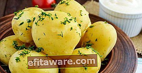 Diet Mengejutkan Yang Dikatakan Turun Lima Pounds Dalam Tiga Hari: The Potato Diet