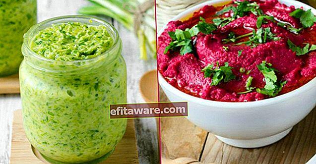 12 diverse ricette di salse che aumentano l'appetito con il suo colore e aggiungono il sapore del cibo con il suo gusto