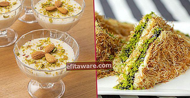 15 ricette di dessert al latte che staranno meglio sui tuoi tavoli Iftar rispetto a Güllaç