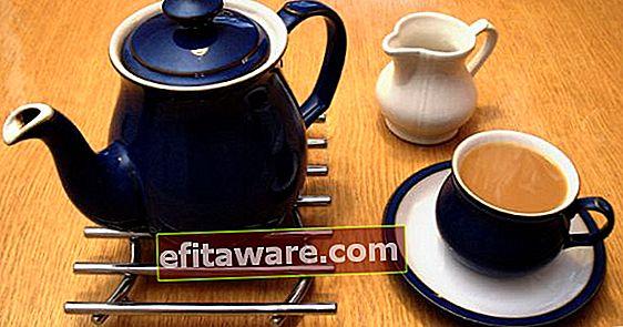 Tè con latte: il preferito dagli inglesi