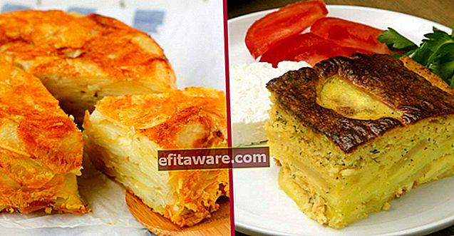 배고픈 순간에 어울리는 완벽한 질감의 감자 케이크 레시피 9 가지